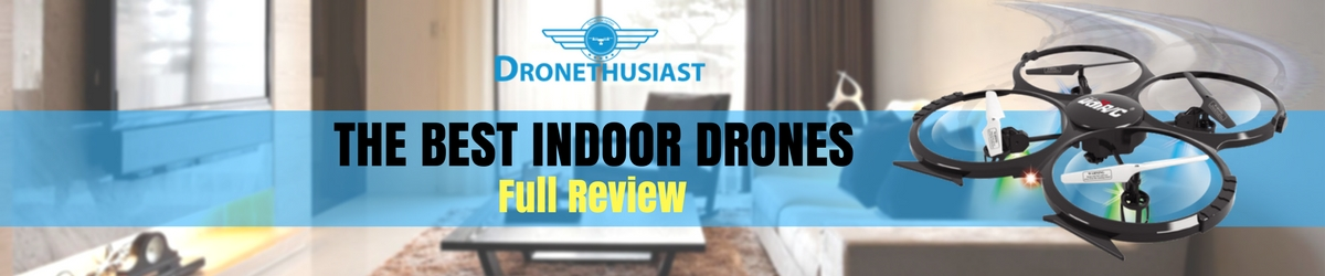 best indoor drones quadcopters to fly inside