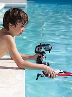 5 Best Remote Control Boats For Kids New For 2018