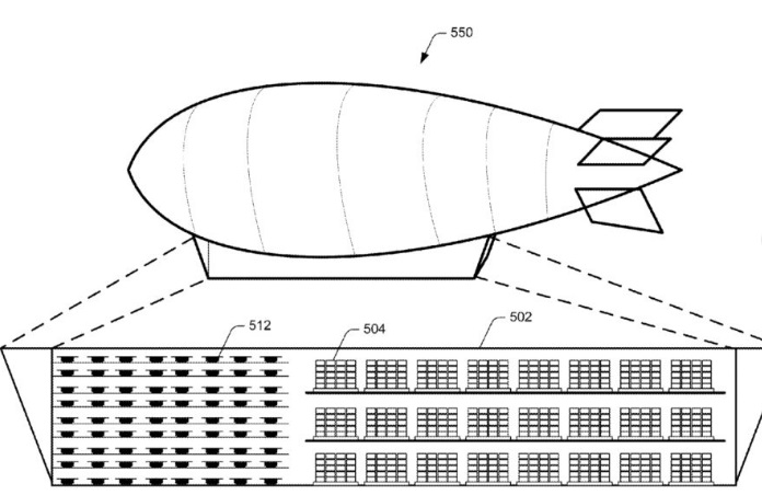 blimp-delivery-drones