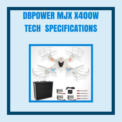 dbpower-mjx-tech-specifications