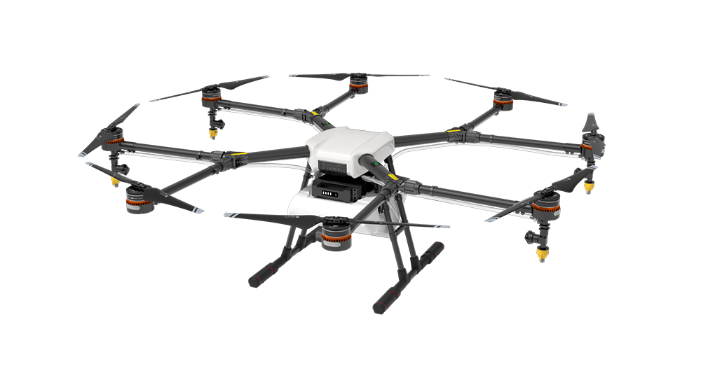 a new era of agriculture  the dji agras mg