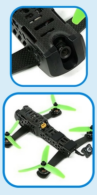 best drones under 500-hobbyking-tbs-vendetta-specs