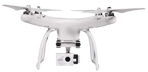 best drones under 500-upair-one-drone