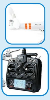 best drones under 500-walkera-qr-x350-1