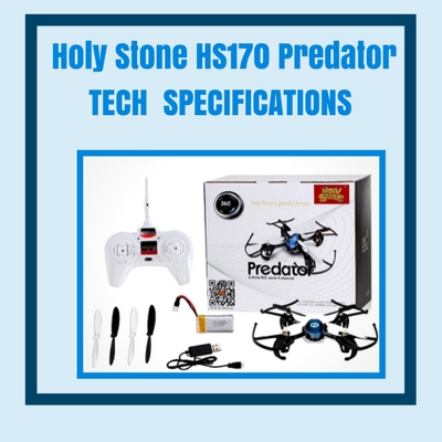 holy-stone-hs170-tech-specifications