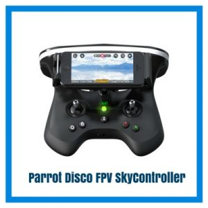 parrot disco fpv skycontroller