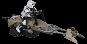star wars drones 74Z speeder