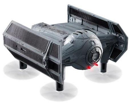 TIE fighter propel star wars drone