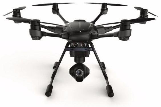 yuneec typhoon h pro rc hexacopter drone