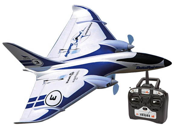 top rc plane HobbyZone Delta Ray