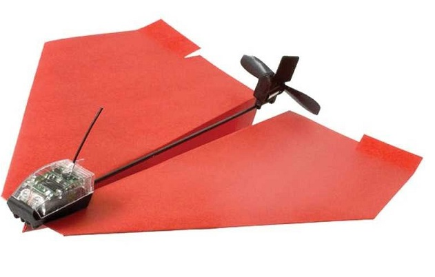 PowerUp 3.0 radio controlled Paper Airplane