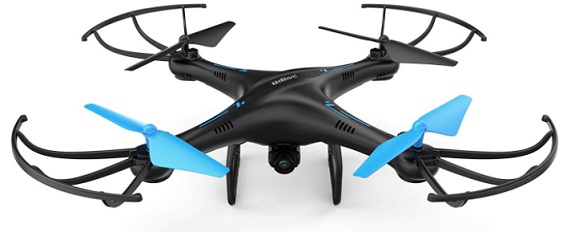 force1 u45w blue jay professional drones