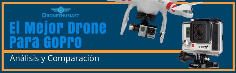 mejor-drone-para-gopro