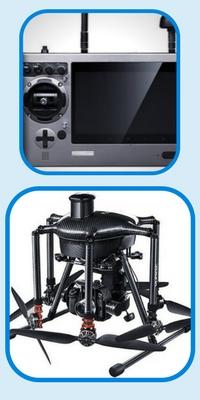 drones-professionnels-yuneec-tornado-h920-spécifications