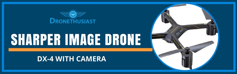 Sharper Image Drone Dx 4 Hd Video Streaming Quadcopter Review