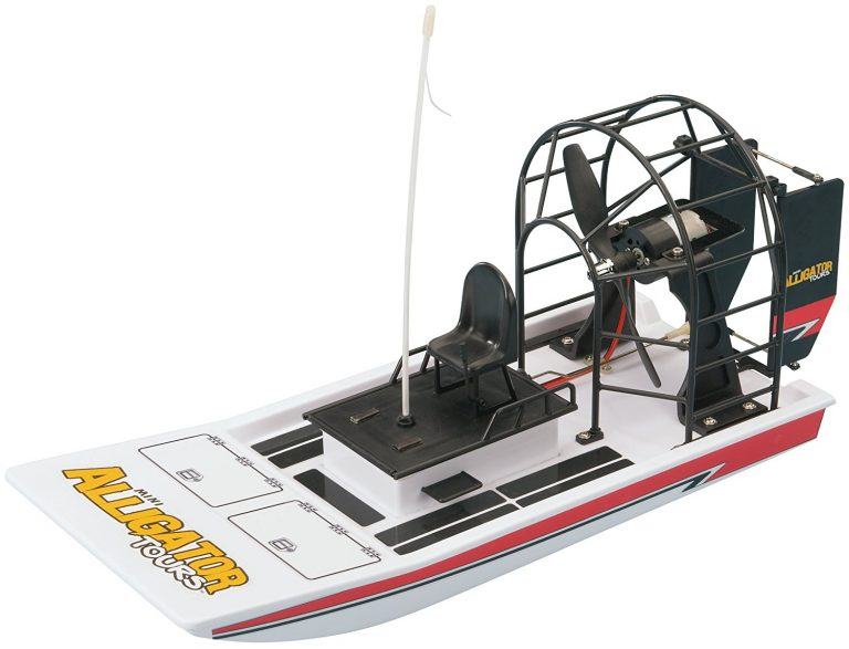 best remote control airboat aquacraft alligator