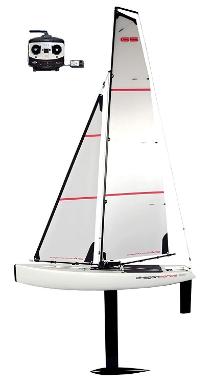 best rc sailboat for sale DragonForce 65 v6