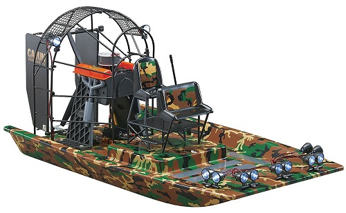 aquacraft cajun commander airboat kit