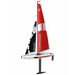 POCO DIVO rc sailboat