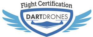 dartdrones drone pilot training courses