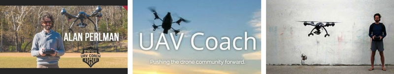 uav coach drone training course