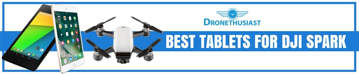 best tablets for dji spark header