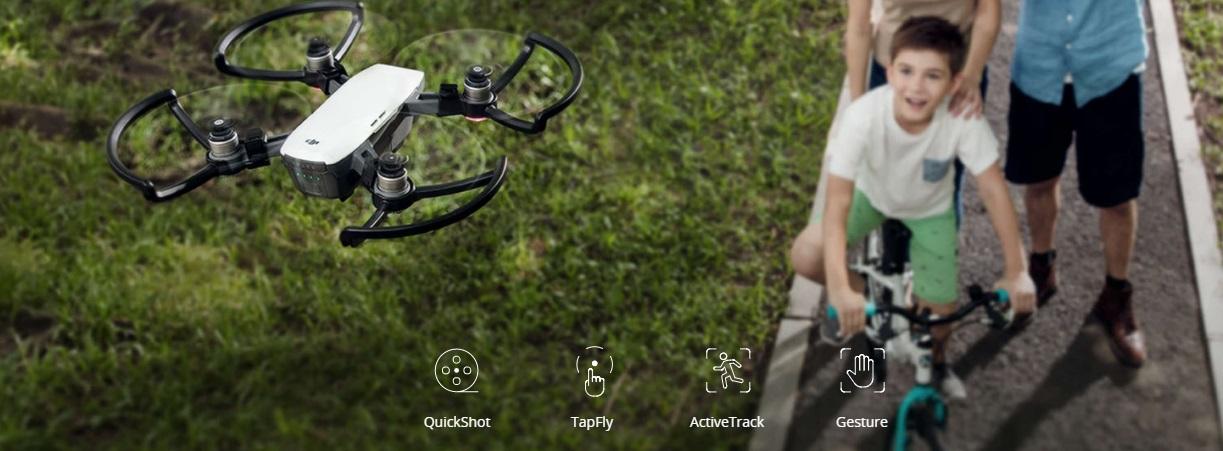 dji spark specs drone mini