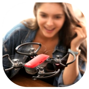 dji spark mini drone use