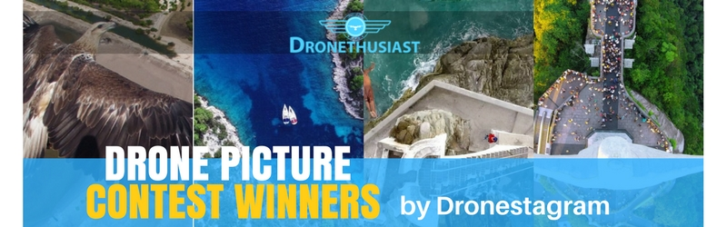 drone picture contest winners by dronestagram