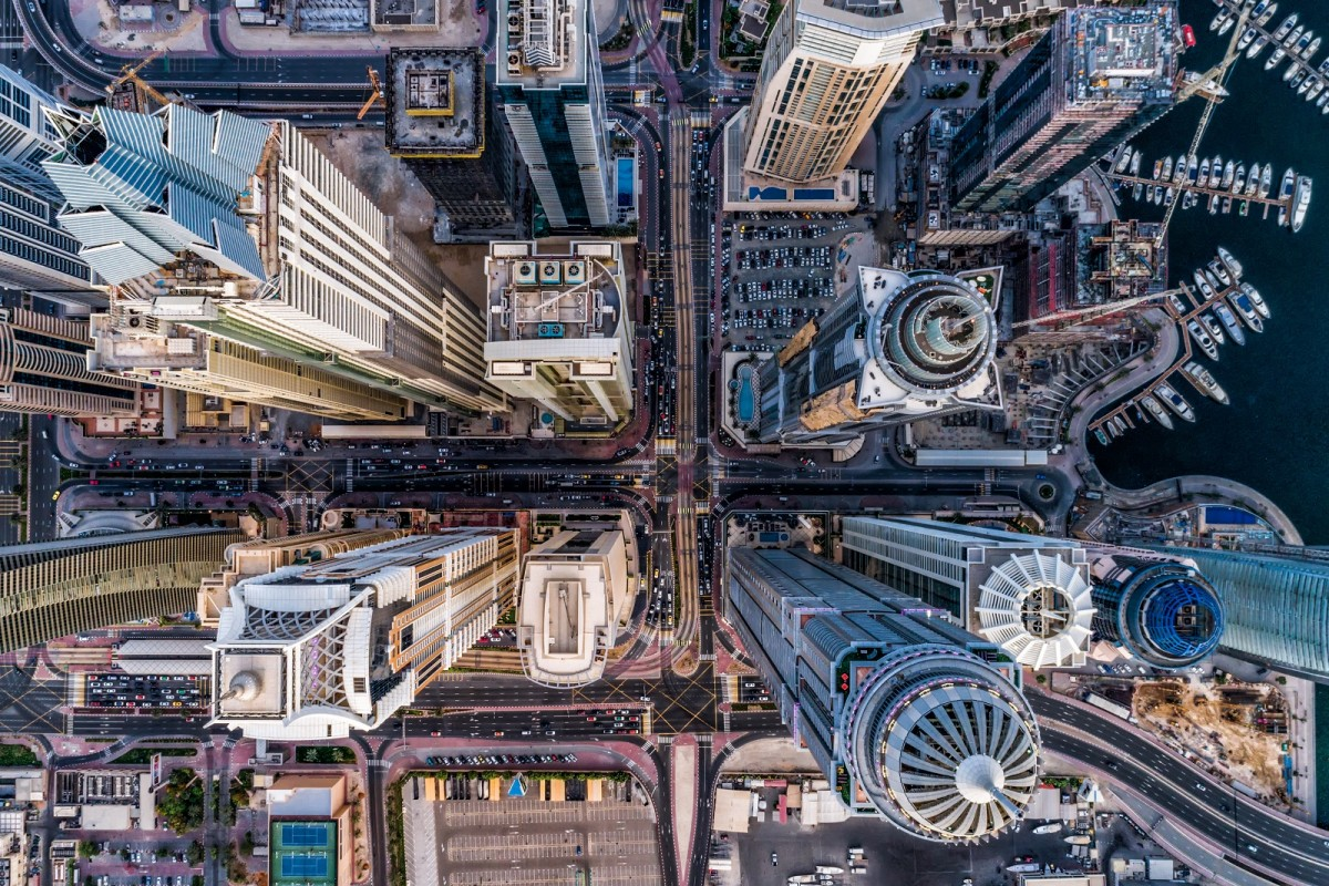 dronestagram drone picture contest 1st place urban