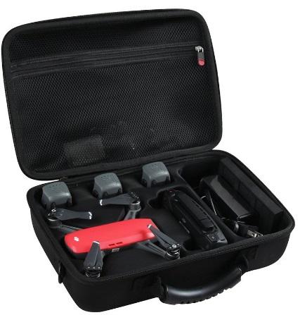 hard eva travel bag dji spark case