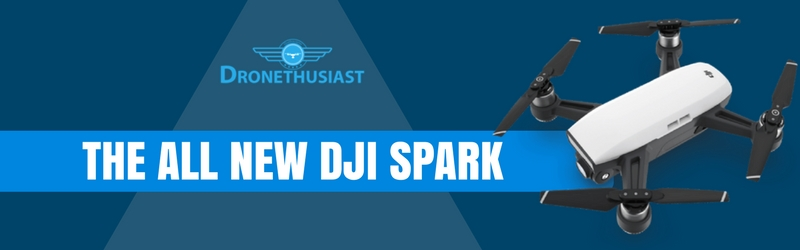 the new dji spark specs and features