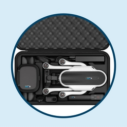 best foldable drone karma