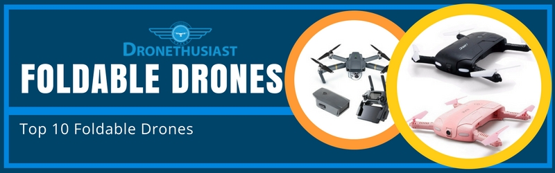 best foldable drone