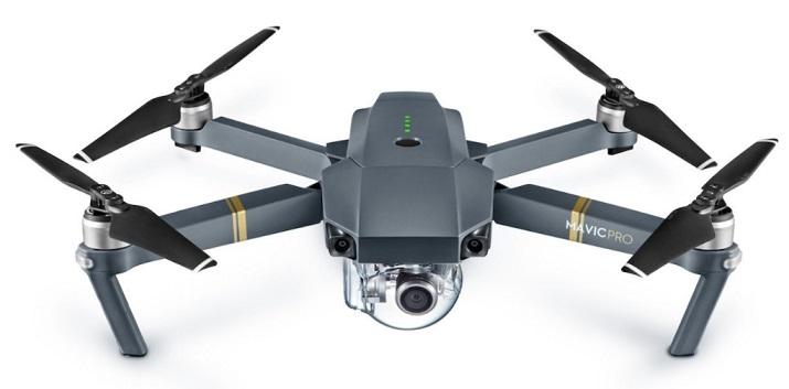 meilleur drone selfie dji mavic