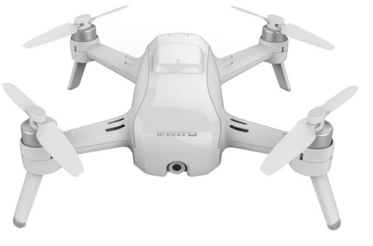 best drone for kids yuneec breeze