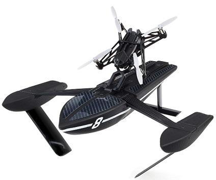 best waterproof drones parrot hydrofoil minidrone
