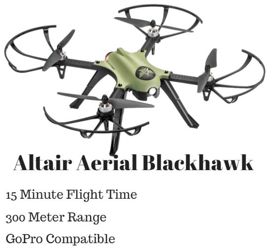 camera drone blackhawk