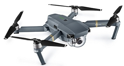 dji mavic pro best drones with gps