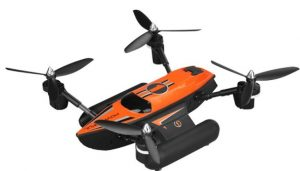 goolsky q353 thiphibian quadcopter waterproof drones