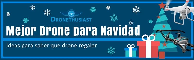 que drone comprar para navidad