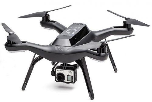 que drone regalar para navidad 3DR