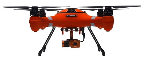swellpro splash drone waterproof drone 1