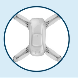 the best foldable drone yuneec