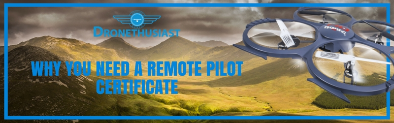 why you need a remote pilot certificate header