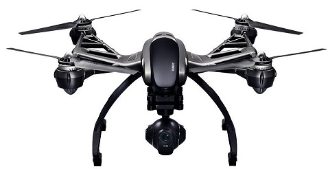yuneec q500 4k typhoon best drones with gps