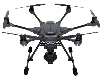 yuneec typhoon h pro best drones with gps