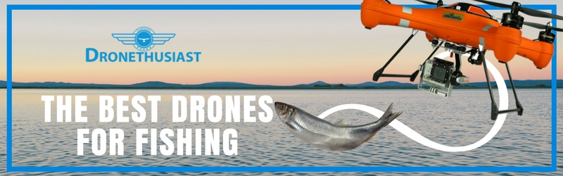 best drones for fishing header
