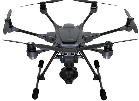 best drones with autonomous flight yuneec typhoon h