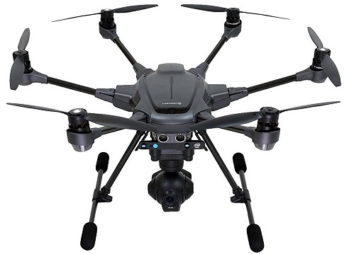 best fishing drones yuneec typhoon h